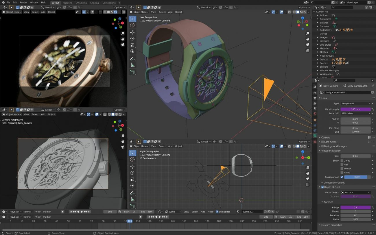 watch product animation for ralph christian